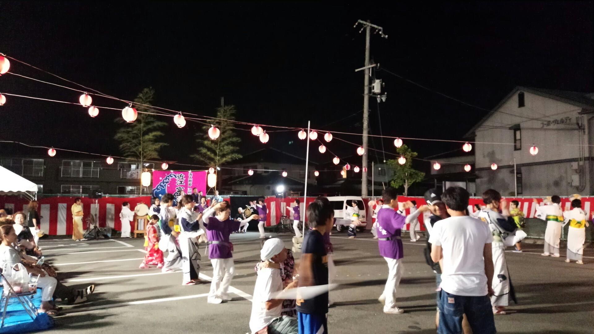 押熊町夏祭り