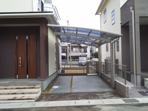 """サングレイス富雄2号地 """"I様邸"""" 完成!"""